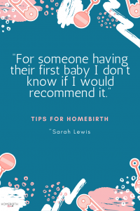 homebirth quote